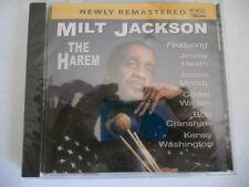 Milt Jackson / The Harem / Heritage Jazz Label 2001 / Brand New Factory Sealed