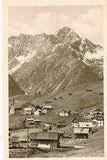 AK Kleinwalsertal, Hirschegg mit Widderstein, Vorarlberg   (J3)
