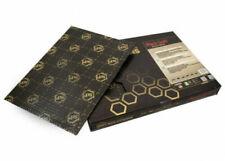 10 Fogli STP BLACK GOLD Pannelli Antivibrante Insonorizzante Auto 370x250x2,3mm