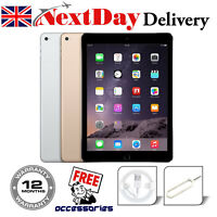 Apple iPad Air 2 16GB 32GB 64GB 128GB WiFi or 4G 9.7inch Various Grades & Colour