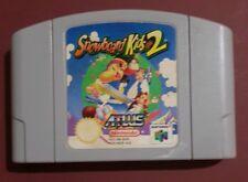 SNOWBOARD KIDS 2, Nintendo 64 Game, N64 PAL Cartridge, RARE!!