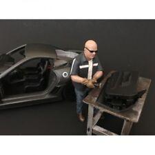 American Diorama 38160 Mechaniker Figur Mr. Fabricator 1:18 1/1000