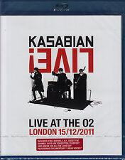 KASABIAN live at the 02 London 15/12/2011  Blu-ray NEU OVP