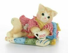 Calico Kittens By Priscilla Hillman - Creature Comforts (Dated 2000)