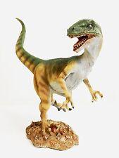 Fig-Velo: Figlot 1/12 Scale Jurassic Park Velociraptor Dinosaur Figurine