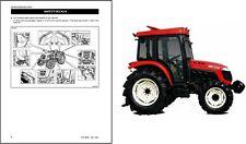 Kioti Dk501 Dk551 Dk50S Dk55 Tractor Repair Service Manual Cd - Dk 501 551 50 55