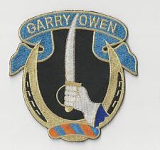 US ARMY PATCH - 7TH CAVALRY REGIMENT - GARRY OWEN
