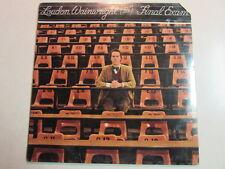 LOUDON WAINWRIGHT FINAL EXAM SEALED 1978 ARISTA PROMO CUT CORNER LP AB 4173 OOP