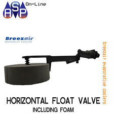 BRAEMAR/BREEZAIR FLOAT VALVE - HORIZONTAL INCLUDING FOAM FLOAT - PART# 905143