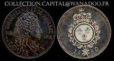 Louis XIV 1638-1715 Argent Roi de France et de Navarre