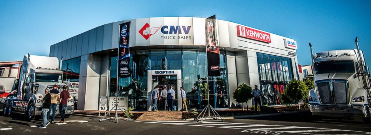 CMV TRUCK CENTRE