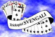 SVENGALI Trick-Kartenspiel  - Sie kennen die vom Zuschauer gewählte Karte 20113