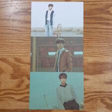 Chan Daewon Euijin 3 Postcards Set UNB 1st Mini Album Boyhood Limited Edition