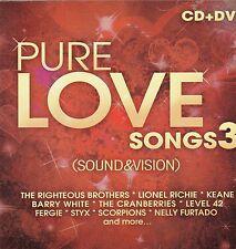 Keane,Barry White,lionel Richie,Keane,Scorpions,Nelly furtado CD+DVD New Sealed