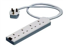 Belkin (3m) 4-Way E-Series Power Surge Strip with Spike Protection