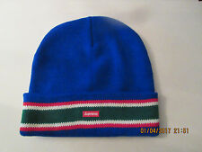 SUPREME BEANIE SOLD OUT BLUE BRAND NEW WITH TAGS