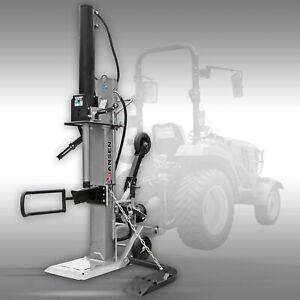 Holzspalter Jansen TS-30, 30 t, 110 cm, Traktor, Zapfwelle, Zapfwellenspalter