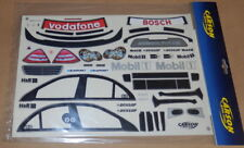 Carson 1/10 Mercedes AMG DEKRA Decal Set NEW 69090