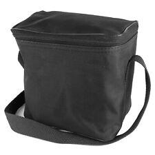 Polaroid Vintage Instant Camera Bag Carry Case Nylon Shoulder Black