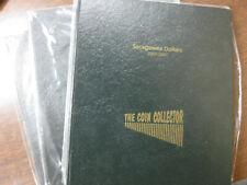 The Coin Collector Album Sacagawea Dollars 2000-2007 New Album