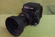 Kamera - Mamiya - RB67 - Pro S - Mamiya-Sekor C 1:4.5 - f = 180 mm - Seiko