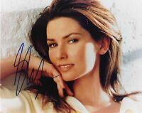 Shania Twain Autographed Signed 8x10 Photo REPRINT