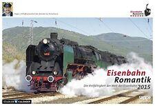 Eisenbahn Romantik 2015 - SWR Fernsehen - Stadler Kalender