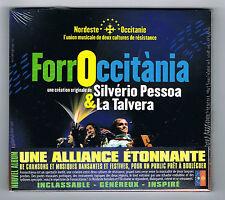 FORROCCITANIA - SILVÉRIO PESSOA & LA TALVERA - 16 TITRES - 2012 - NEUF NEW NEU
