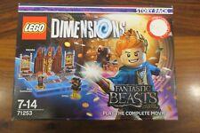 LEGO DIMENSION  N° 71253   -- FANTASTIC BEASTS / LES ANIMAUX FANTASTIQUES