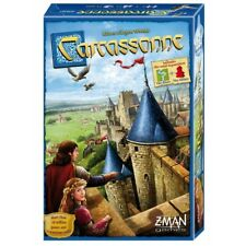 2 players Carcassonne Cardboard Modern Board & Traditional Games