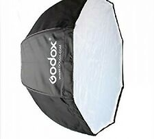 2019 Umbrella Brolly Reflector Portable Octagon Softbox Spee Speedlight New