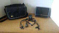 "RCA DRC69702 7"" Screen Portable DVD Player Car Trips Mobile Entertainment"
