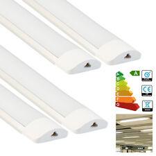 4x 3FT 90cm Linkable LED Batten Linear Tube Light Ceiling Panel Lamp Day White