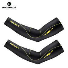 RockBros Sport Arm Sleeves Sun Protection Cover Golf Fishing Driving Cycling UV XL