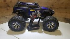 TRAXXAS 56076 RTR 1/10 SUMMIT 4WD MONSTER TRUCK TQI 2.4GHz 1:10 Blue E-Revo 775