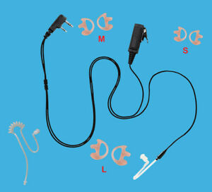 Two Way Radio Headset Combo for Kenwood NEXEDGE NX-420 NX-230 NX-320