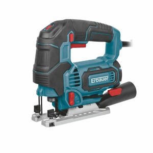 Erbauer Jigsaw EJS750 750W 220-240V For Metal Or Wood Applications