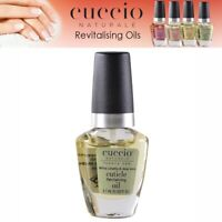 Cuccio Cuticle Oil Revitalising Mini White Limetta & Aloe Vera Manicure Nail