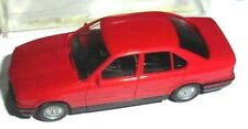 car 1/87 WIKING 19313 BMW 520i (E34) 1988 RED  NEW BOX
