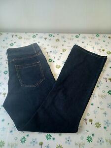 Ladies Rohan Blue Denim Jeans Size 12 in pristine condition, comfortable