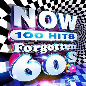 Now 100 Hits: Forgotten 60s CD NEW