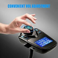 Bluetooth Car Kit MP3 Player FM Transmitter Wireless Radio Audio USB Adapter WT