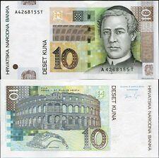 Hrvatska Croatian Kuna Money 10 KN HRK