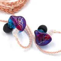 KZ ZST Pro HiFi Bass In ear Headphone Sport Stereo Music Earphone Earbuds U9C2