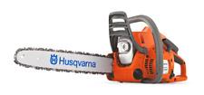 """Husqvarna 240 14"""" 38cc Gas Powered 2 Cycle Chain Saw X-Torq Chainsaw--WARRANTY"""
