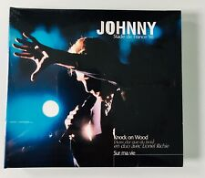 JOHNNY HALLYDAY Rare Double CD Single Promo Stade De France 98 Poch. Ouv.