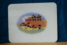 Vintage Homepride 'Fred at the seaside' - Glass Chopping Board (Hospiscare)
