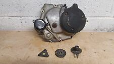 1994 YAMAHA TIMBERWOLF 250 CLUTCH COVER W/ CLUTCH ACTUATOR AND DIPSTICK  #2