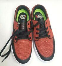Nike SB Stefan Janoski Hyperfeel XT RED Max Orange Skate Sneakers Men's 6.5