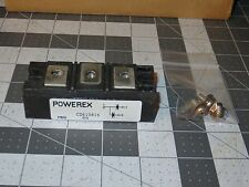 Powerex CD610816 POW-R-BLOK Dual & Single Diode Isolated Module 160A Up to 1600V